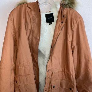 Winter Jacket with Fur hood